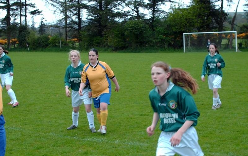 under 14 in 2006 in cork